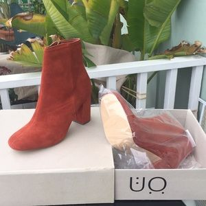 Urban Outfitters Suede Sloane Steamed Boot NWT